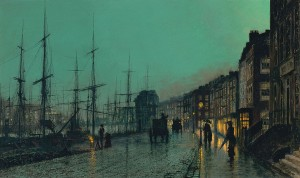 John_Atkinson_Grimshaw_-_Shipping_on_the_Clyde_(1881)