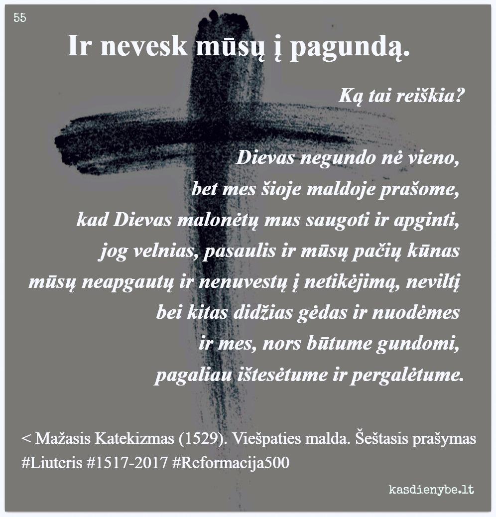 Teve musu  #Reformacija500 (6)