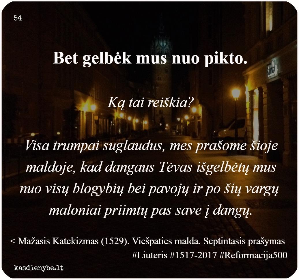 Teve musu  #Reformacija500 (8)