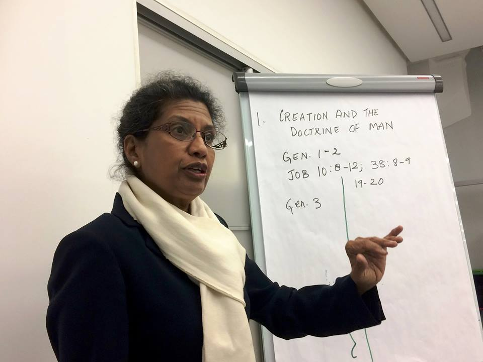 Deaconess Grace Rao