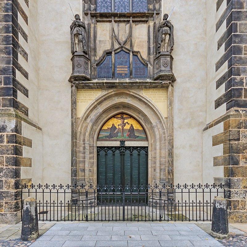 Tezių durys
