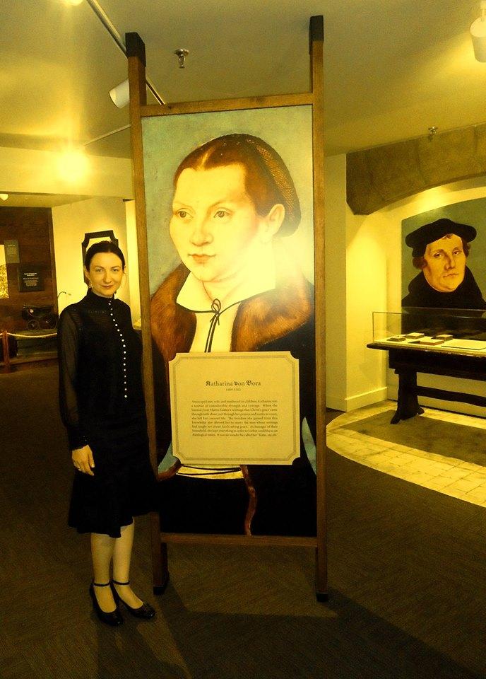 Katharina-von-Bora. Saint Louise