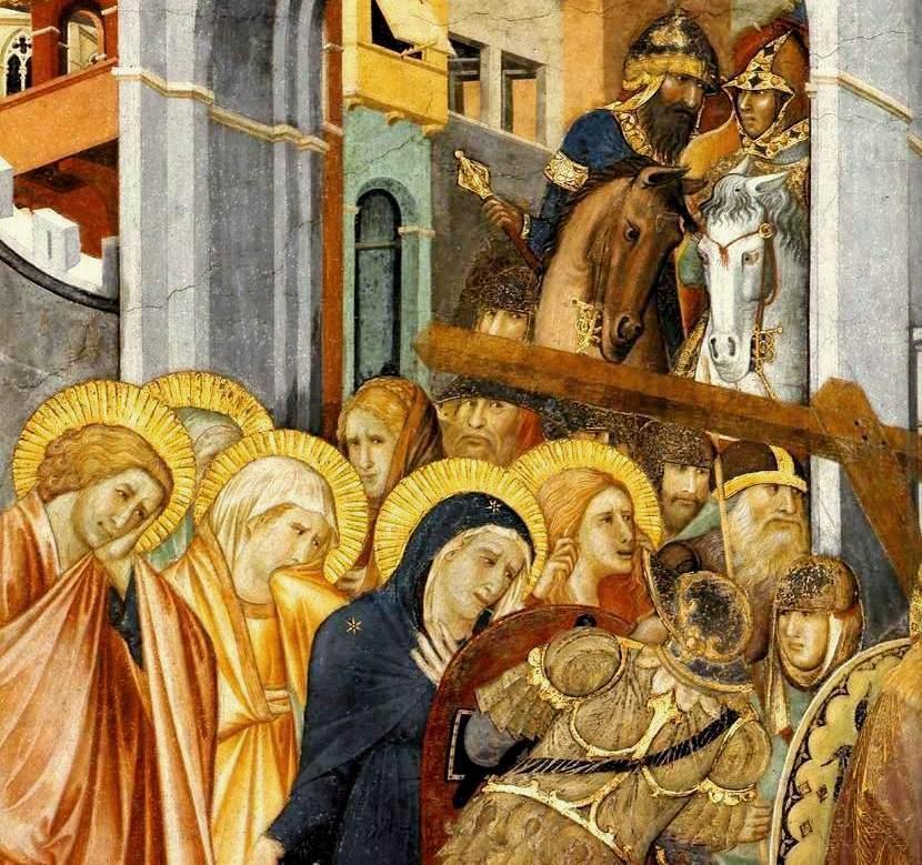 18 Assisi_frescoes_detail_pietro_lorenzetti_2