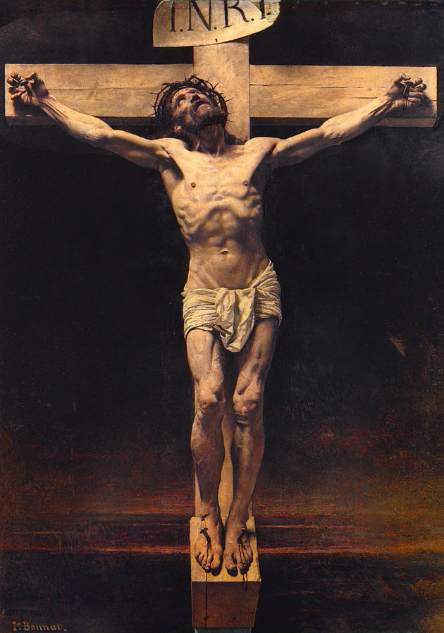 20 Leon_Bonnat_-_The_Crucifixion