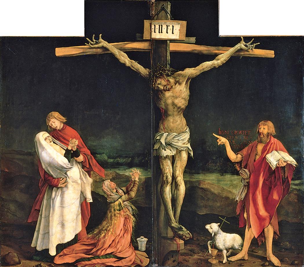 21 grunewald-isenheim-altarpiece