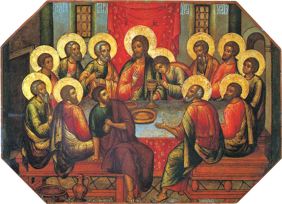 3 Simon_ushakov_last_supper_1685