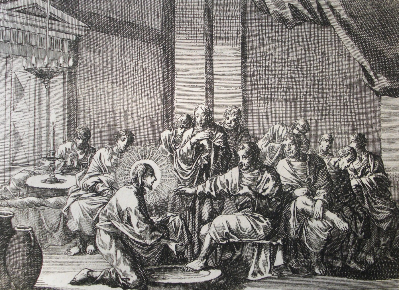 4 Jan_Luykens_Jesus_24._Jesus_Washes_his_Disciples_Feet._Phillip_Medhurst_Collection