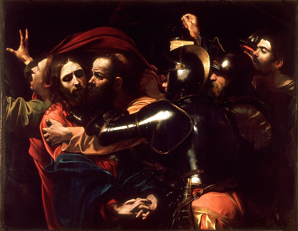 8 The_Taking_of_Christ-Caravaggio_c.1602
