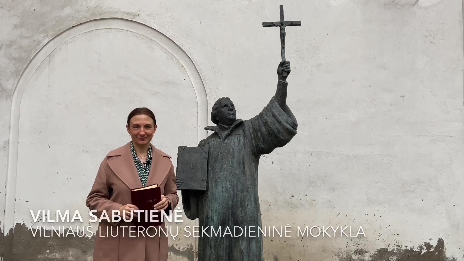 Liuteronų Sekmadieninė mokyklėlė 2020 10 18_Moment